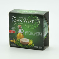 John West Tuna Solid Extra Virgin Olive Oil 160 g