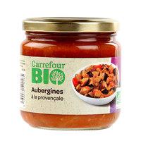 Carrefour Bio Organic Eggplant Provencale 400g
