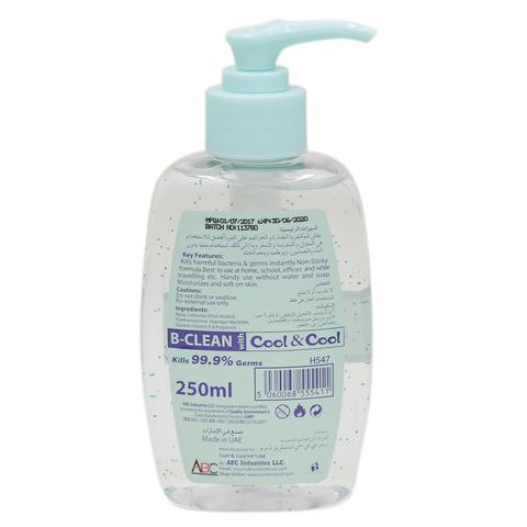 Cool-&-Cool-Hand-Sanitizer-Gel-Aqua-Fresh-250ml