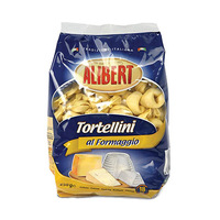 Alibert Tortelini Pasta Cheese 250GR