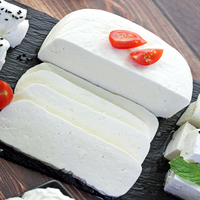 Low-Salt Akkawi Cheese