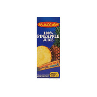 Maccaw Pineapple Juice Slim 200ML