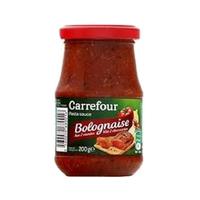 Carrefour Sauce Bolognaise 200GR