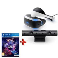 Sony PS VR Headset With Camera+ 1 Game