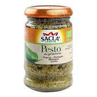 Sacla Organic Green Pesto 190g