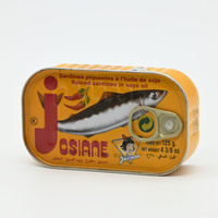Josiane Sardine In Spicy Oil 125 g