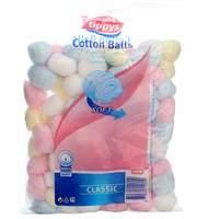 Tippys Cotton Balls Bags 100 Balls