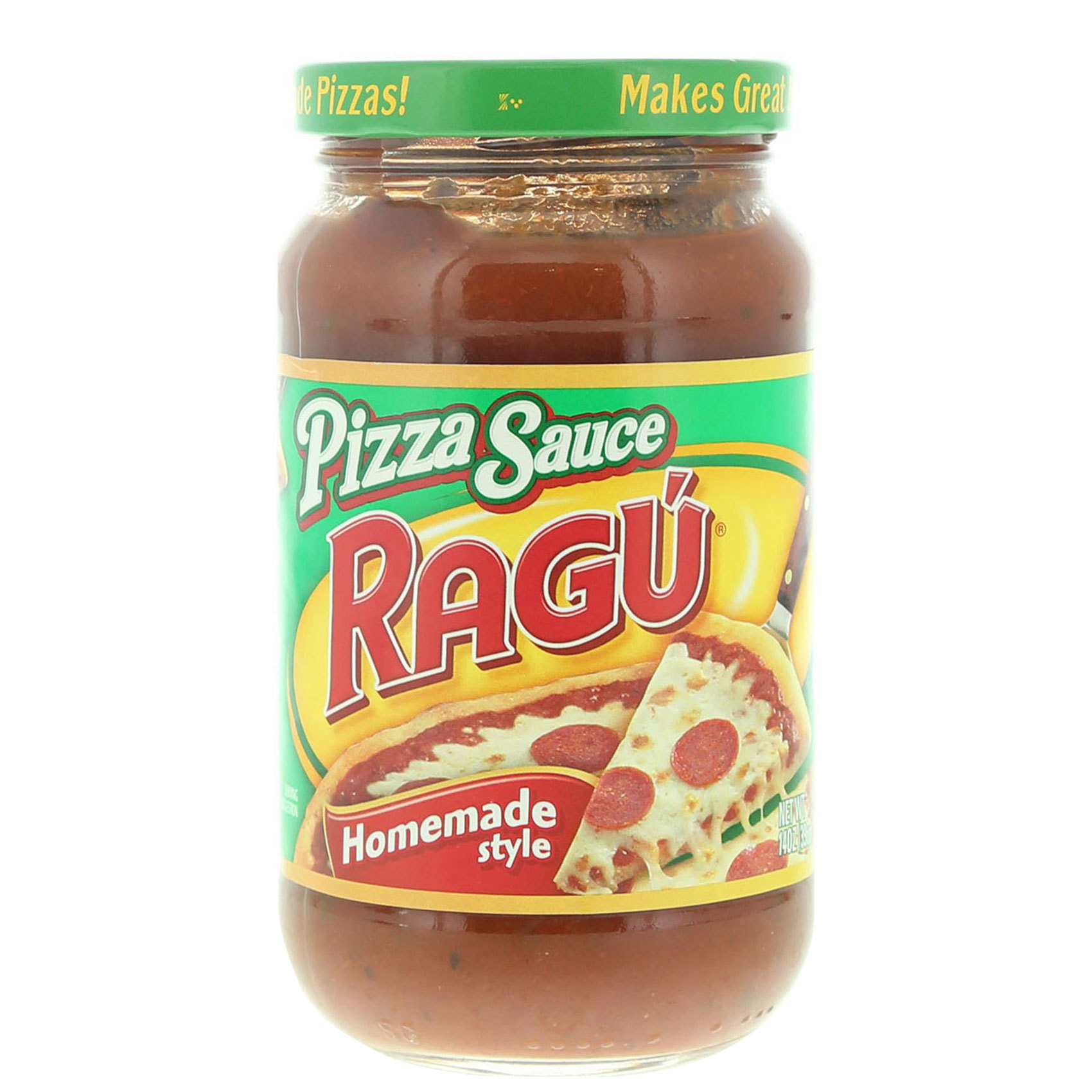 RAGU SAUCE PIZZA 396.89ML