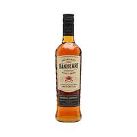 Bacardi Oak Heart Rum 35%V Alcochol 70CL + Speaker