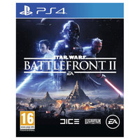 Sony PS4 Starwars Battlefront II Standard edition