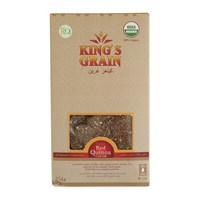 King's Grain Organic Red Quinoa 254g