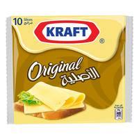 Kraft Original Cheese Slices 200g