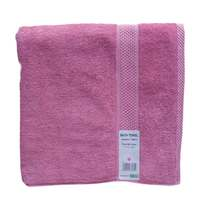 Tendance's Bath Towel 70x140cm Pink