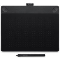 Wacom Graphic Pen Tablet Intuos Comic Small Black - CTH490CK