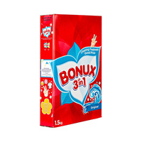 Bonux Powder Detergent Washing All In One 1.5KG-20% Off