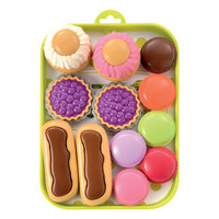Ecoiffier - Bubble Cook Assorted Cakes In A Tray