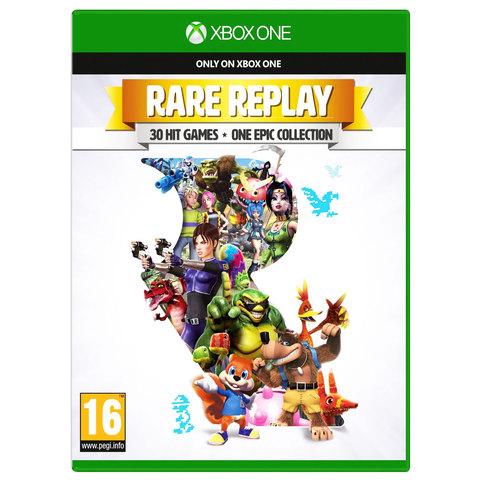 Microsoft-Xbox-One-Rare-Replay