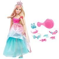 "Barbie Wispy Forest Princess 17""Blonde"