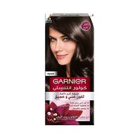 Garnier Color Intensity Hair Coloring Dark Brown 3.0 + Garnier Ultra Doux Oil Replacement 125ML