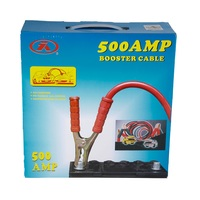 Car Stars Booster Cable 500 Amp
