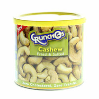 Crunchos Fried & Salted Cashew 200g