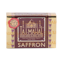 Taj Mahal Saffron Spain Box 1g