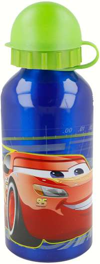 Cars 3 Alum Water Bottle 400Ml