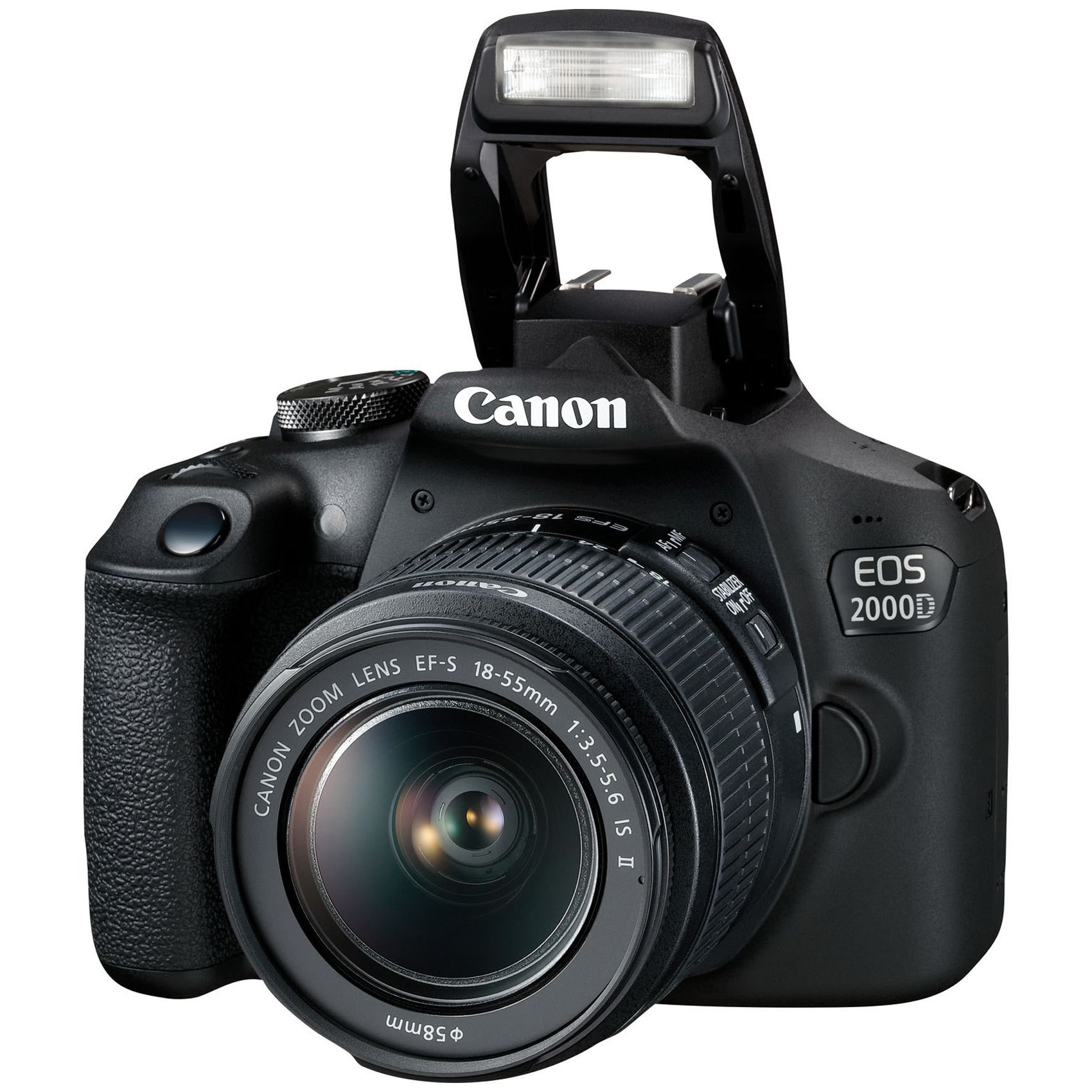 CANON EOS 2000D 18-55 IS II KIT