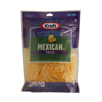 Kraft Natural Cheese Mexican Style Taco 226g