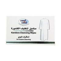 Cool & Cool Kandora Cleansing Wipes 12 Wipes
