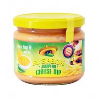 El Sabor Jalapeno Cheese Dip 300GR
