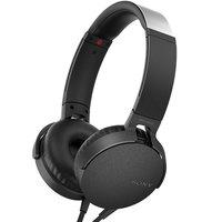 Sony Headphone MDR-XB550AP Black