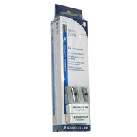 Staedtler Norica Pencil 2Pkt+2Er+2Sharpner