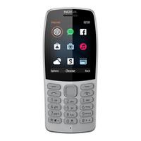 Nokia 210 TA-1139 Dual Sim Gray