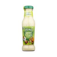 Heinz Salad Cream Original Glass Bottle 285GR