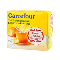 Carrefour The English Breakfast 50 Sachets