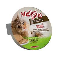 Miglior Gatto Mousse Con Coniglio With Rabbit 85GR