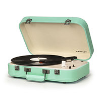 Crosley Coupe Bluetooth Turntable CR6026A Teal