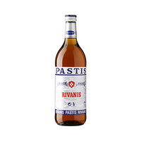 Pastis Rivanis Beer 45% Alcohol 50CL