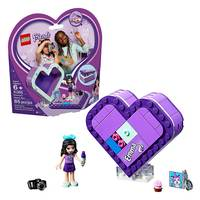 Lego Friends Emma's Heart Box Building Kit