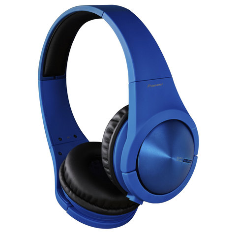 Pioneer-Headphone-wireless-SE-MX7-L-Blue-