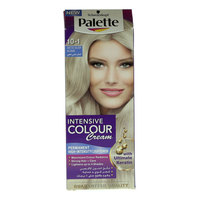 Schwarzkopf Palette 10-1 Arctic Silver Blonde Intensive Colour Cream