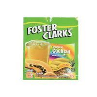 فوستر كلارك مسحوق شراب بنكهة الفواكه الاستوائية 30 غرام