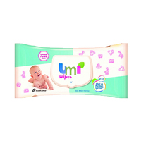 Uni  Baby Wipes Travel 15 Sheets