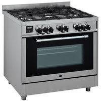 Maytag 90X60 Cm Gas Cooker ACM411 5Burners