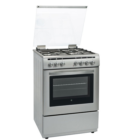 Hoover-60X60-Cm-Gas-Cooker-3Burners-1hot-Plate-Electric-Oven