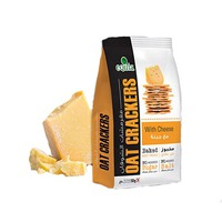 Equia Crackers Cheese 50GR