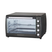 Westpoint Electric Oven WOY-8517.5 85 Liter With Grill Black