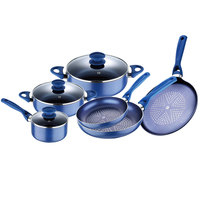 Bergner Diamond Cooking 9Pc