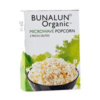 Bunalun Microwave Popcorn 90gX3